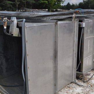 Metal Mesh Stainless Steel Dipping Tanks