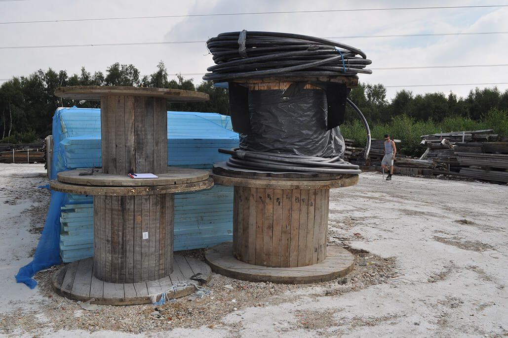 Cable Drums - Large