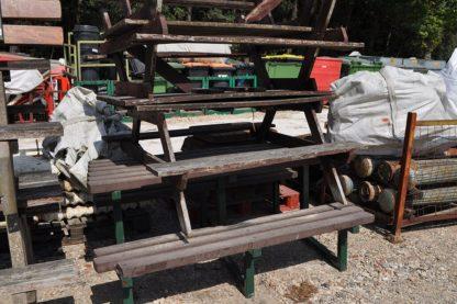 Pub Type Benches
