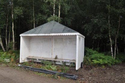 Revolving Pavilion Bench