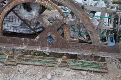 Decorative Cast Section