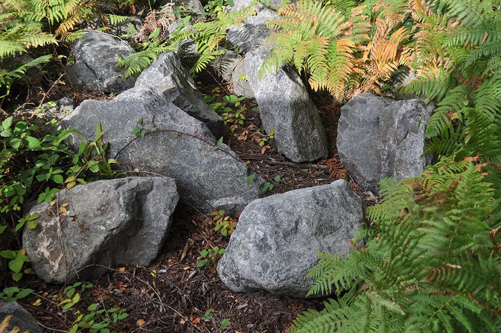 Mendip Rockery Stone - Large Pieces