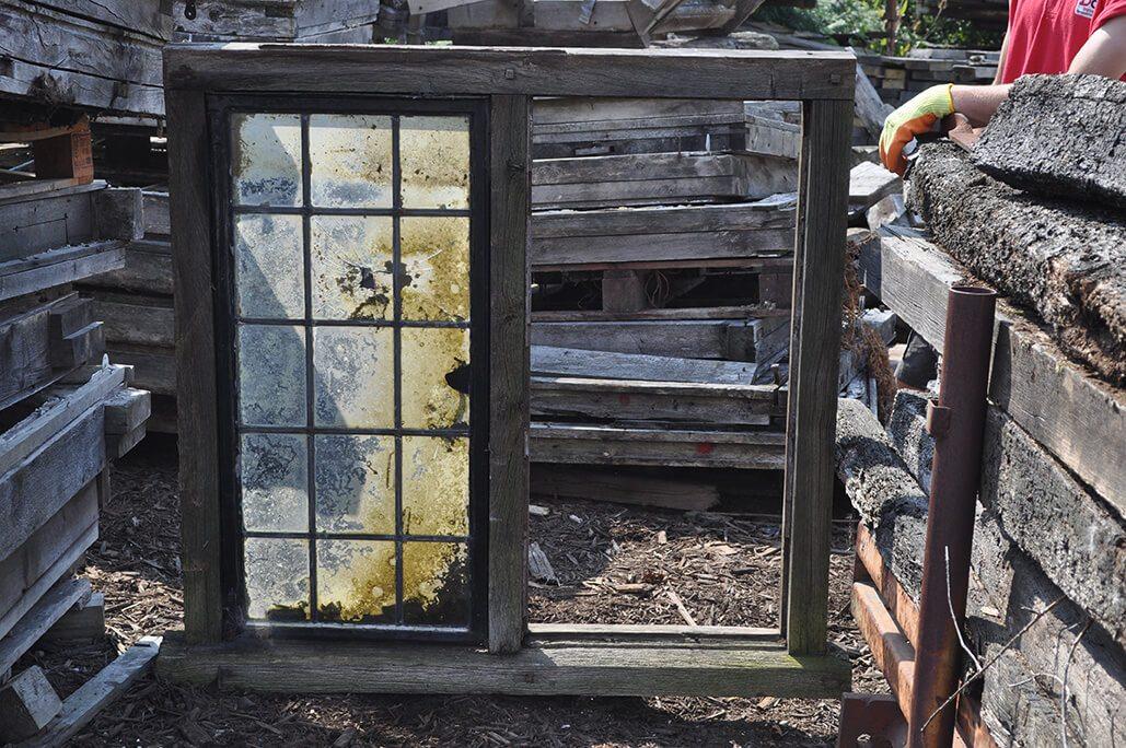 Oak Window Frames