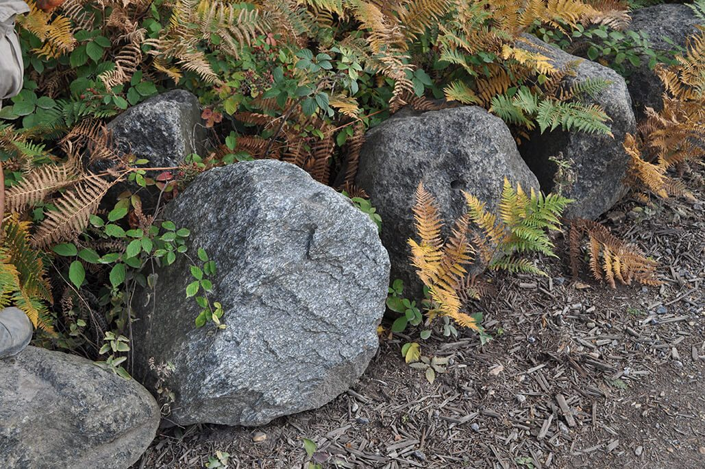 Large Boulders – Type Unknown