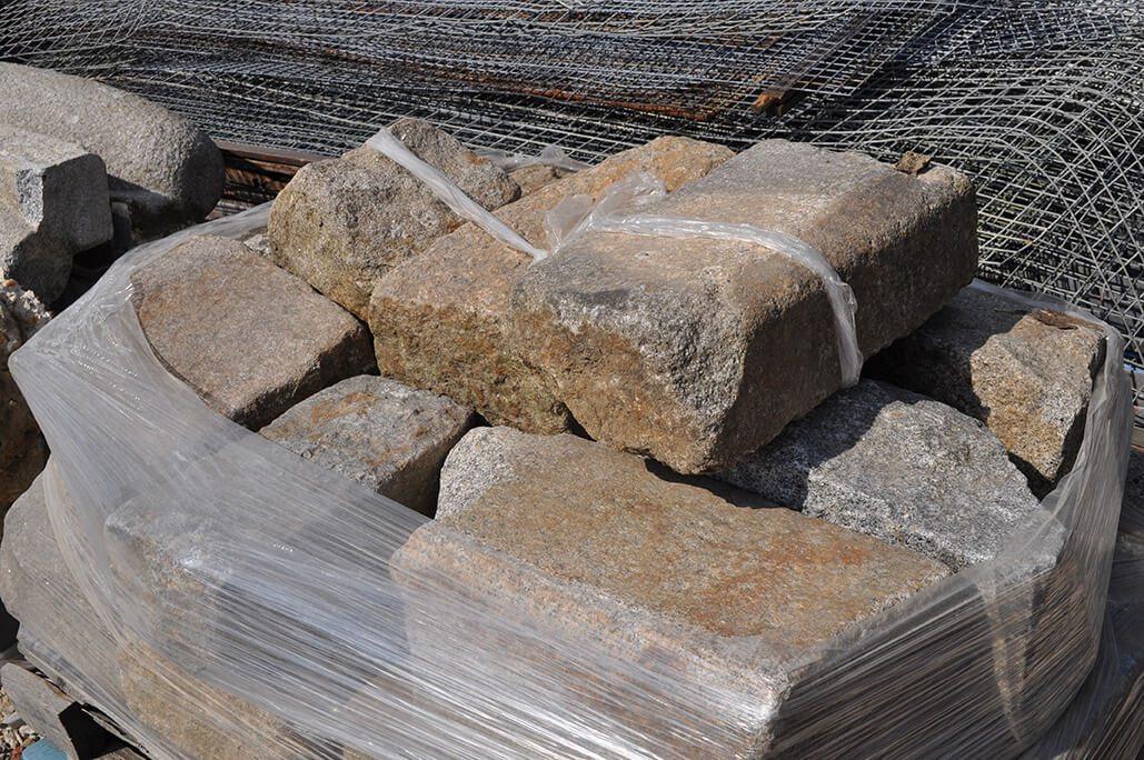 Faced Granite