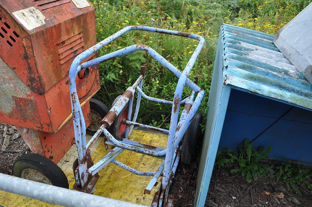Barrel Trolley