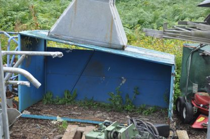 Small Tin Shed - would suit Compressor