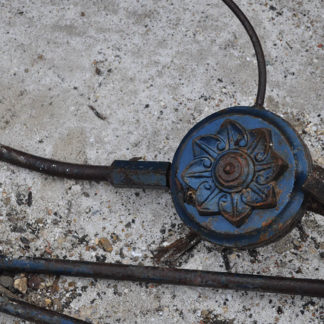 Tie Rod with Rose Type Centre