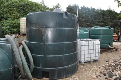 Plastic Fuel Tanks