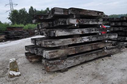 Groin Timbers