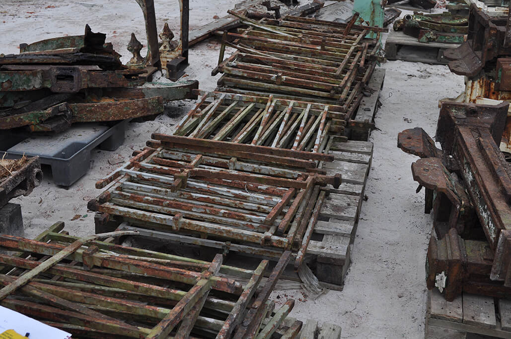 Railing Sections