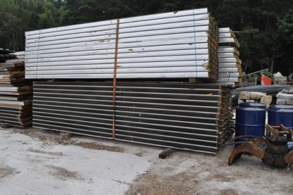 Twin Insulated Box Profile Sheeting