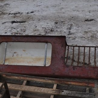 Cast Hay Rack / Water Trough