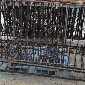 Metal Railings Various Styles