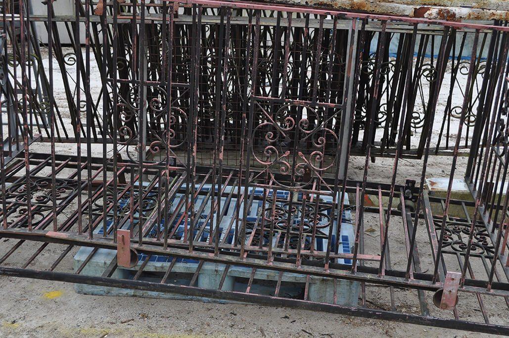 Metal Railings Various Styles