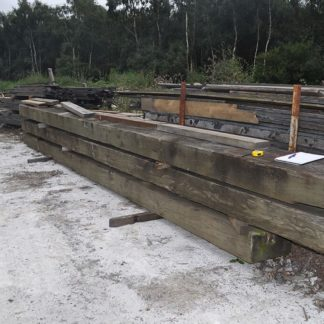 Bulk Bridge Timbers