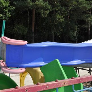 Children's Plastic Slide