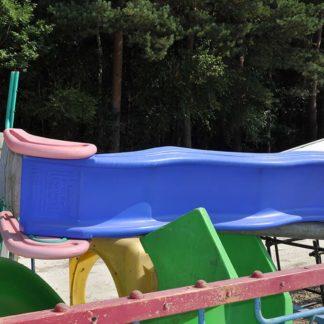 Children's Plastic Slide