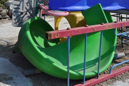 Spiral Plastic Slide