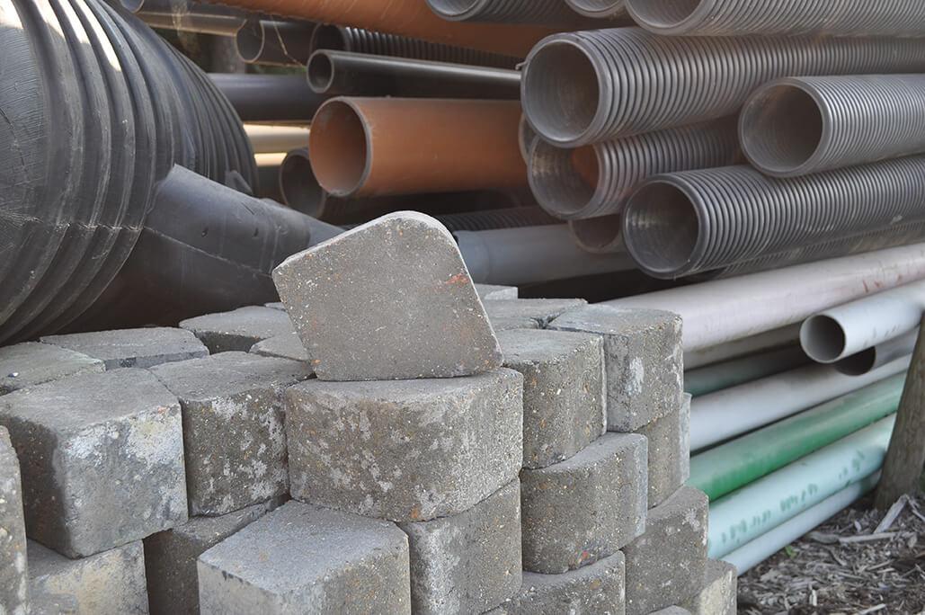 Stone Edging Blocks