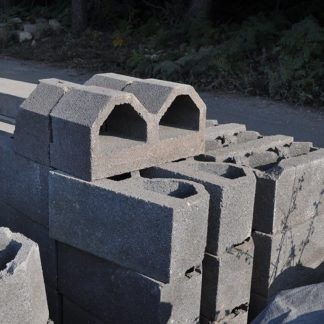 Concrete Blocks - Shaped