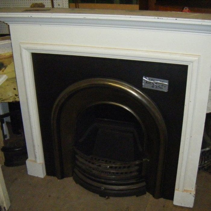 Fire Insert and Surround