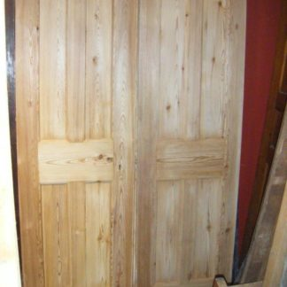 Pine Stripped Doors