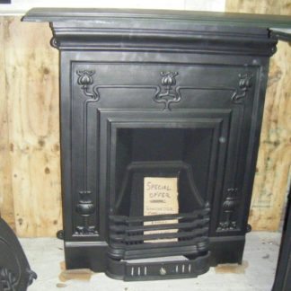 Fireplace Combination Reproduction