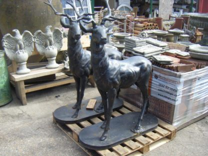 Reproduction Iron Stags