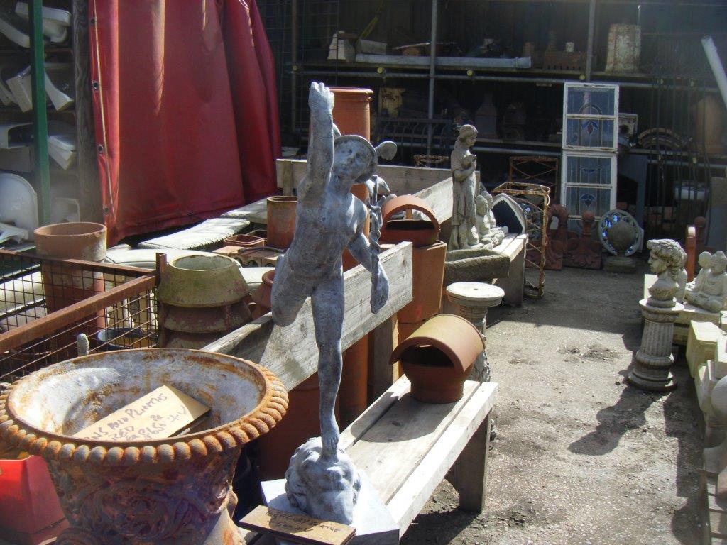 Reproduction Mercury Statue