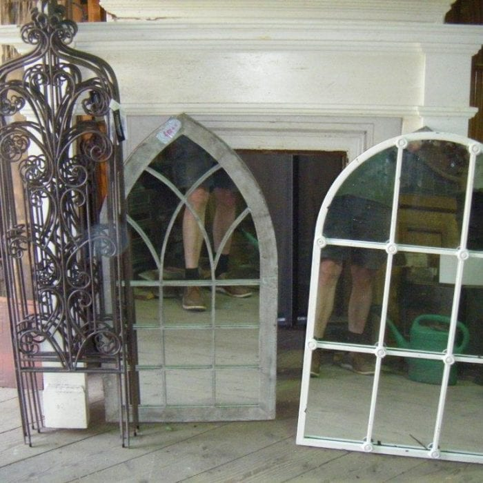Reproduction Mirrors