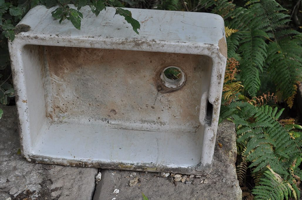 Belfast Sink - Planter