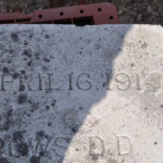 Engraved Key Stone