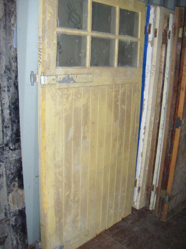 1930's Garage Doors