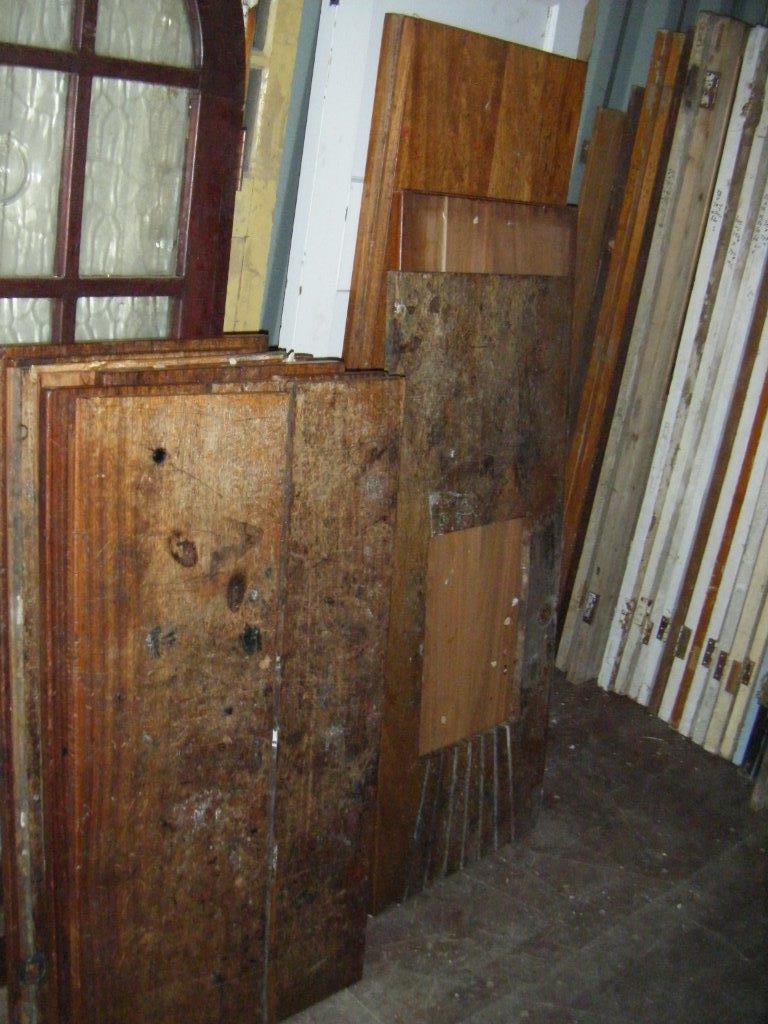 Reclaimed Wooden School Worktops