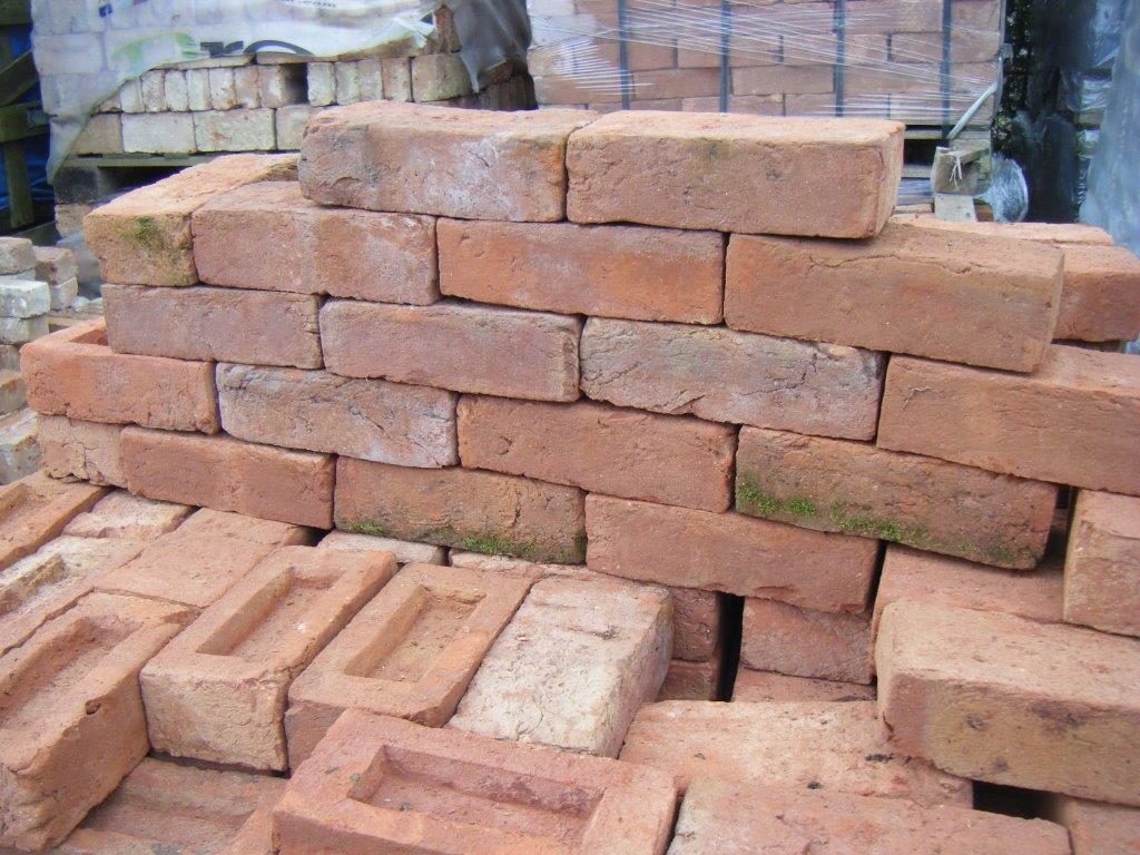Reproduction Imperial Red Bricks