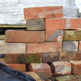 Reclaimed Ashburnham Style Bricks - Blue Ended