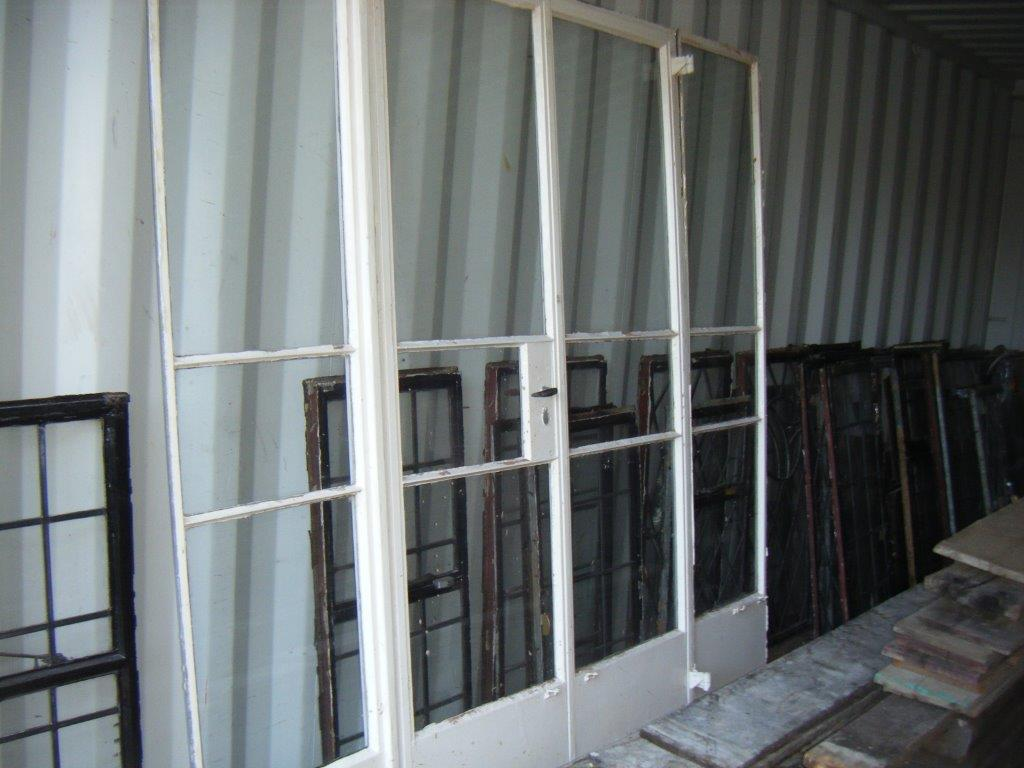 French Exterior Doors Steel: Crittall Steel French Doors