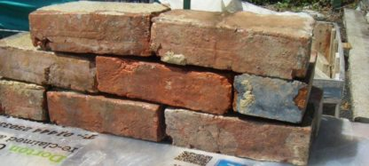 Reclaimed Ashburnham Bricks