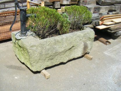 Reclaimed Stone Trough