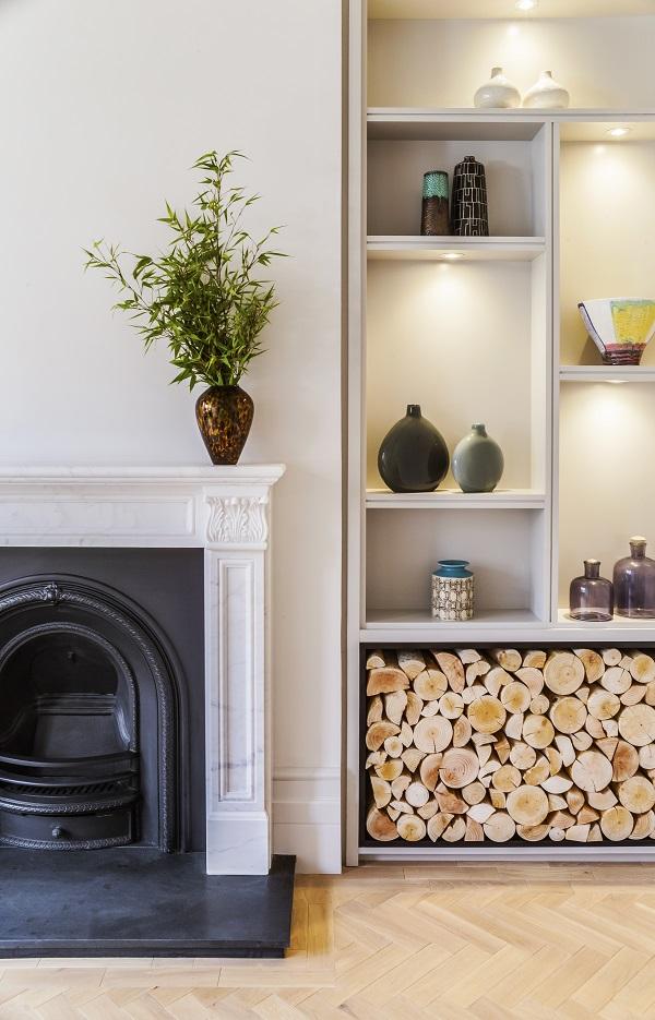 Fireplace main